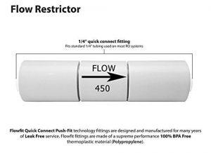 Flow Restrictor -450 FR